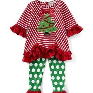 🎄🎄NWT Rare Editions Holiday Outfit🎄🎄